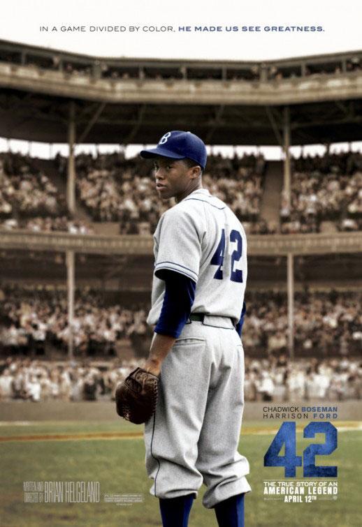 42 (2013) Main Poster