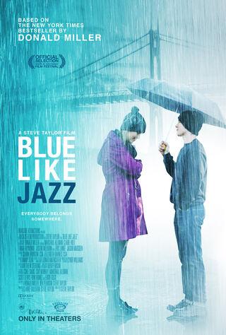 Blue Like Jazz (2012) Main Poster