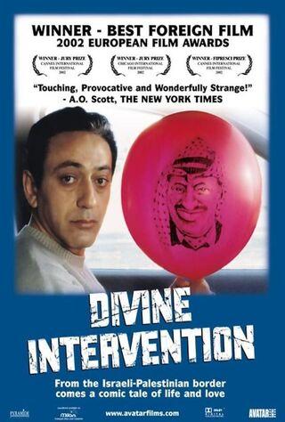 Divine Intervention (2002) Main Poster