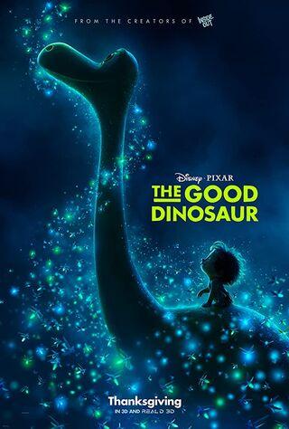 The Good Dinosaur (2015) Main Poster