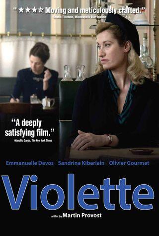 Violette (2013) Main Poster
