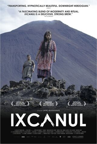 Ixcanul (2015) Main Poster