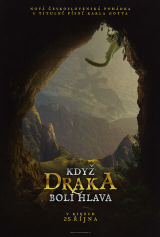 Kdyz Draka Boli Hlava (2018) Main Poster