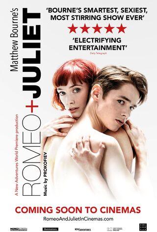 Matthew Bourne's Romeo And Juliet (2019) Main Poster