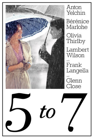 5 To 7 (2015) Main Poster