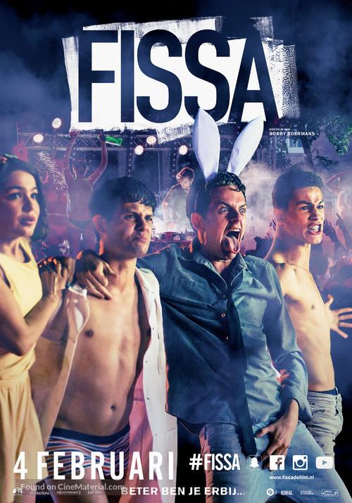 Fissa (2016) Main Poster