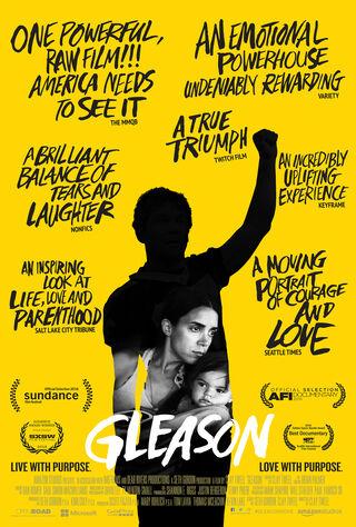 Gleason (2016) Main Poster