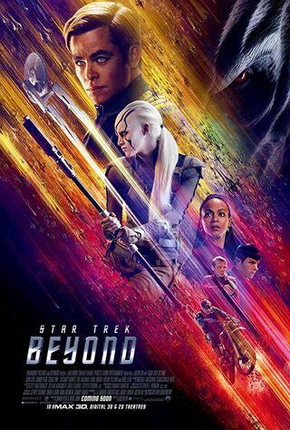 Star Trek Beyond (2016) Main Poster