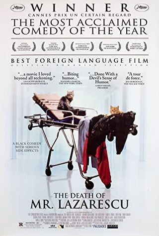 The Death Of Mr. Lazarescu (2005) Main Poster