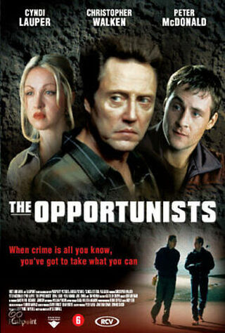 The Opportunists (2000) Main Poster