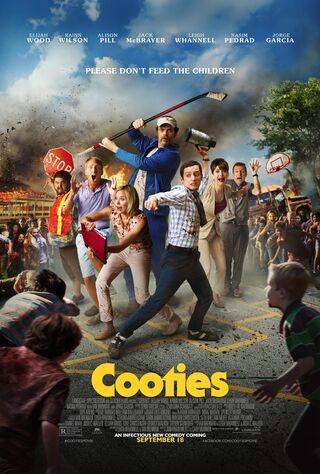 Cooties (2015) Main Poster