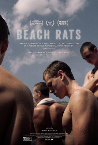 Beach Rats (2017) Main Poster