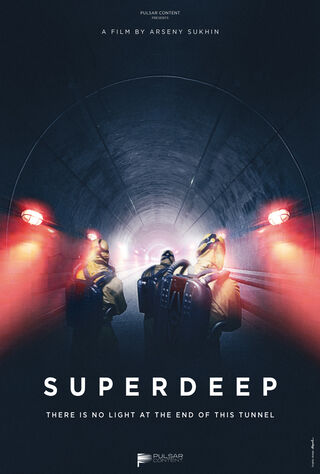 The Superdeep (2020) Main Poster