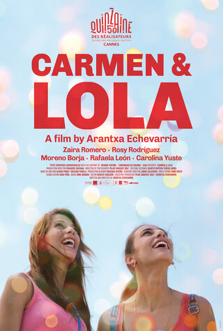 Carmen & Lola (2018) Main Poster