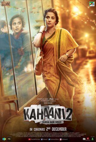 Kahaani 2 (2016) Main Poster
