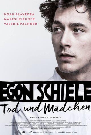 Egon Schiele: Tod Und Mädchen (2016) Main Poster