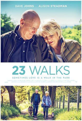 23 Walks (2020) Main Poster