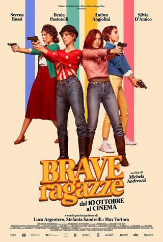 Brave Ragazze (2019) Main Poster