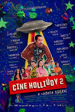 Cine Holliúdy 2: A Chibata Sideral (2019) Main Poster
