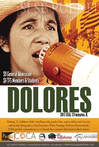 Dolores (2017) Main Poster