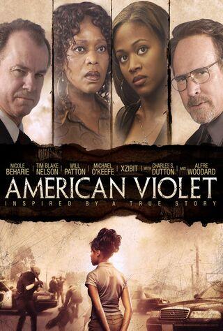 American Violet (2009) Main Poster