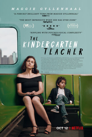 The Kindergarten Teacher (2018) Main Poster