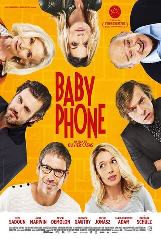 Baby Phone (2017) Main Poster
