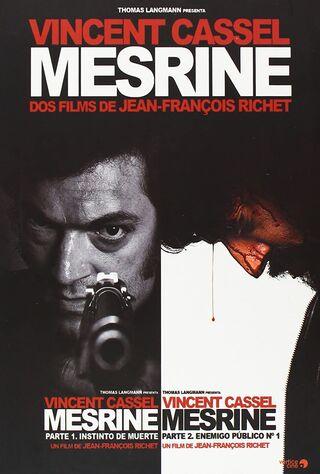 Mesrine: Killer Instinct (2008) Main Poster