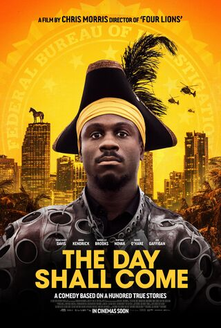 The Day Shall Come (2019) Main Poster