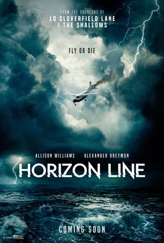 Horizon Line (2021) Main Poster