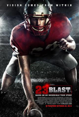 23 Blast (2014) Main Poster