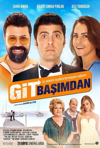 Git Basimdan (2015) Main Poster