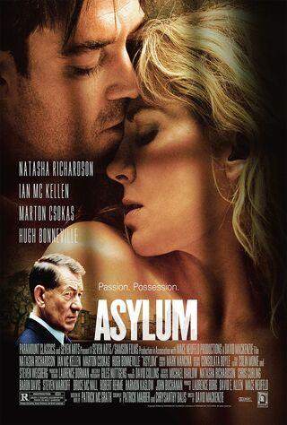 Asylum (2005) Main Poster