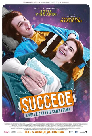 Succede (2018) Main Poster