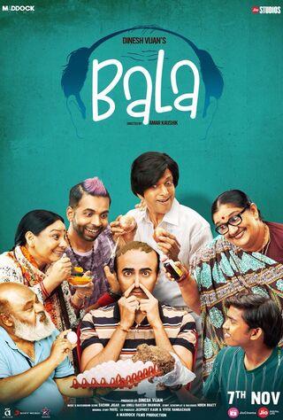 Bala (2019) Main Poster