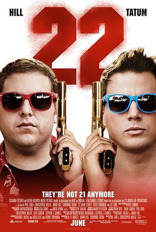 22 Jump Street (2014) Main Poster