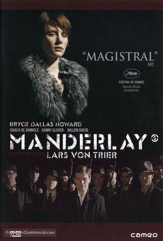 Manderlay (2005) Main Poster