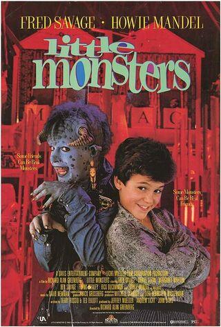 Little Monsters (1989) Main Poster