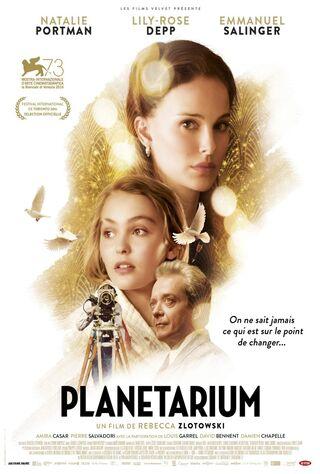 Planetarium (2017) Main Poster