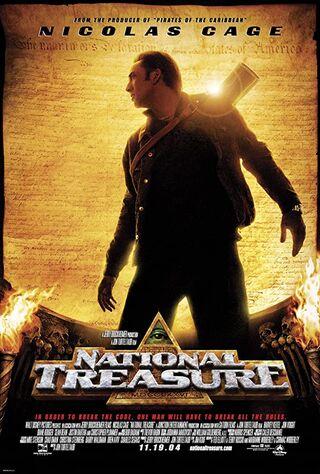 National Treasure (2004) Main Poster