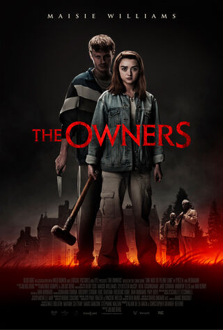 The Owners (2020) Main Poster