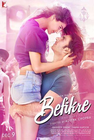 Befikre (2016) Main Poster