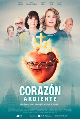 Corazón Ardiente (2020) Main Poster
