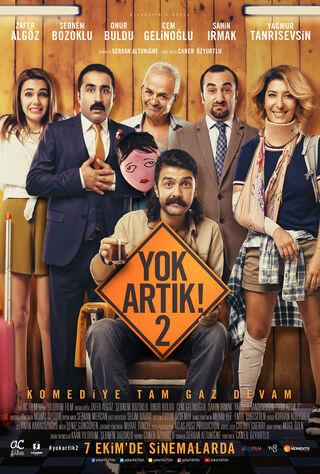 Yok Artik 2 (2016) Main Poster