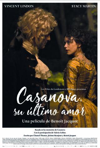 Casanova, Last Love (2019) Main Poster