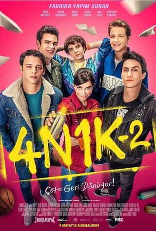 4N1K 2 (2018) Main Poster