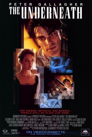 The Underneath (1995) Main Poster