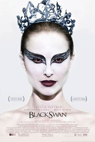 Black Swan (2010) Main Poster