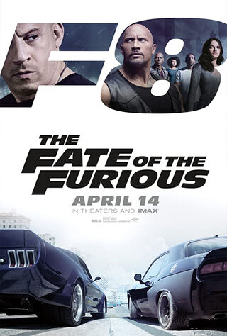 The Fate of the Furious (2017) Main Poster