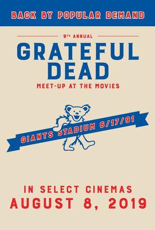 Grateful Dead Meet-Up 2019 (2019) Main Poster